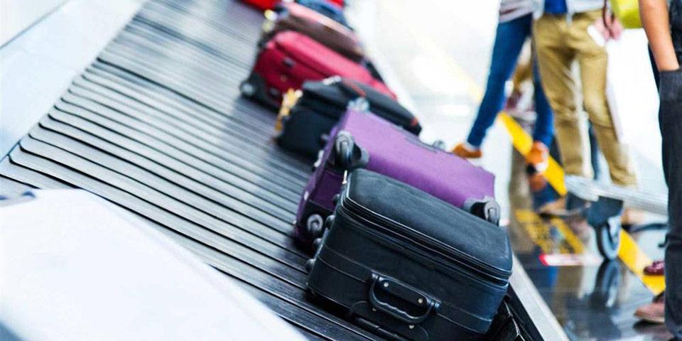 Hành lý ký gửi được mang lên máy bay