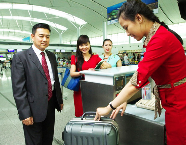 Quy định hành lý xách tay của hãng hàng không