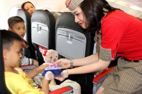 Trẻ em đi máy bay cần giấy tờ gì? Các bậc phụ huynh cần lưu ý