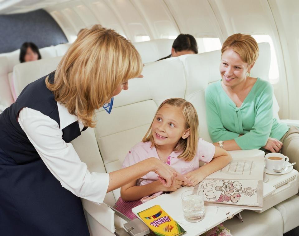 Trẻ em đi máy bay cần giấy tờ gì