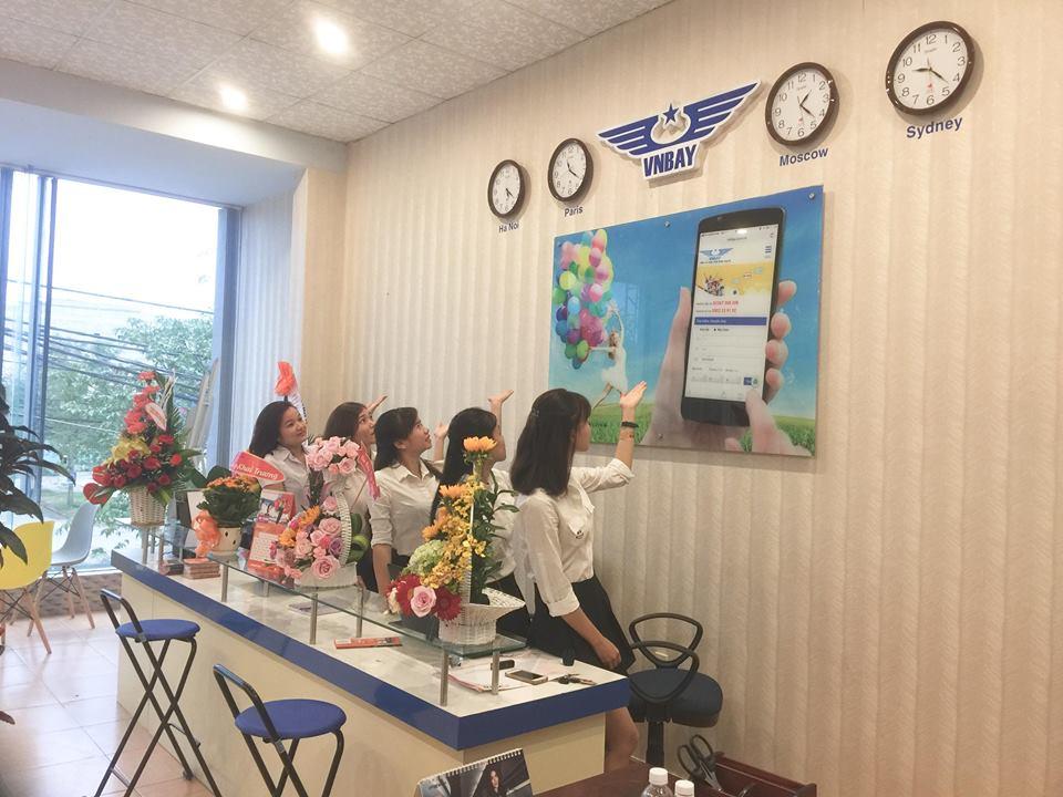 Đại lý vé máy bay tại Đà Nẵng