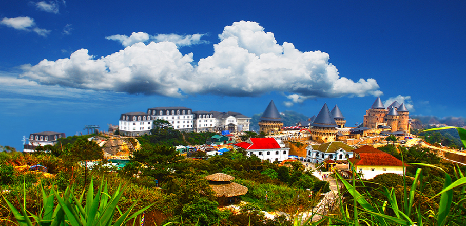 Bà Nà Hill thiên đường du lịch của Đà Nẵng