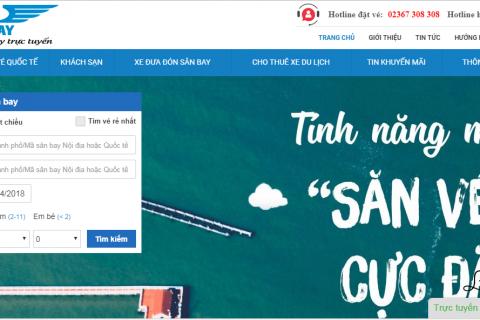 Săn tìm vé nội địa giá rẻ Vietnam Airlines, Vietjet Air, Jetstar.
