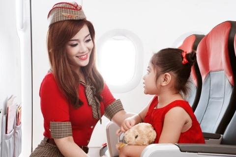 Những dịch vụ ưu tiên khi đi máy bay của Vietjet.
