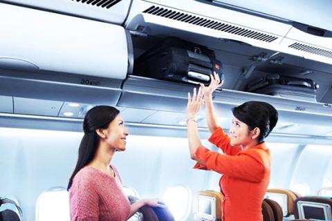 Hành lý xách tay - Nếu đi Jetstar có thể đem những gì lên máy bay?