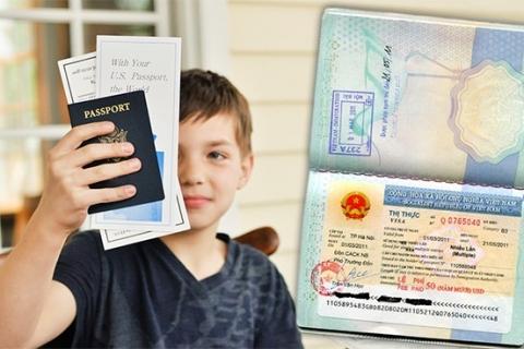 Trẻ em có phải cần hộ chiếu khi đi Quốc tế không?