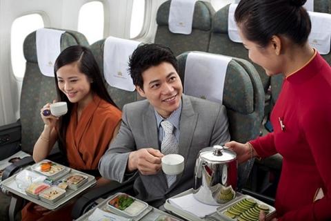 Những điều cần tránh trong cách ứng xử khi đi máy bay.