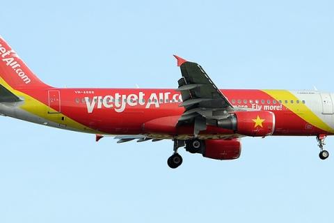 Bí quyết săn vé máy bay giá rẻ của hãng Vietjet Air