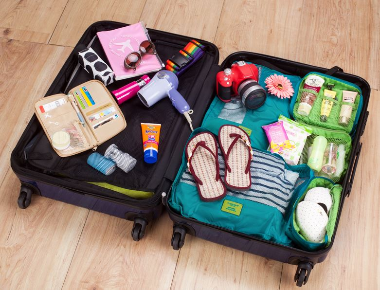 Hành lý ký gửi khi đi máy bay