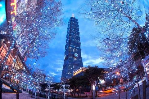Khám Phá Taipei Nhộn Nhịp Về Đêm